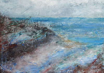 Windy Headland - by Sue Chipchase