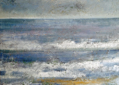 Silver Surf - by Sue Chipchase